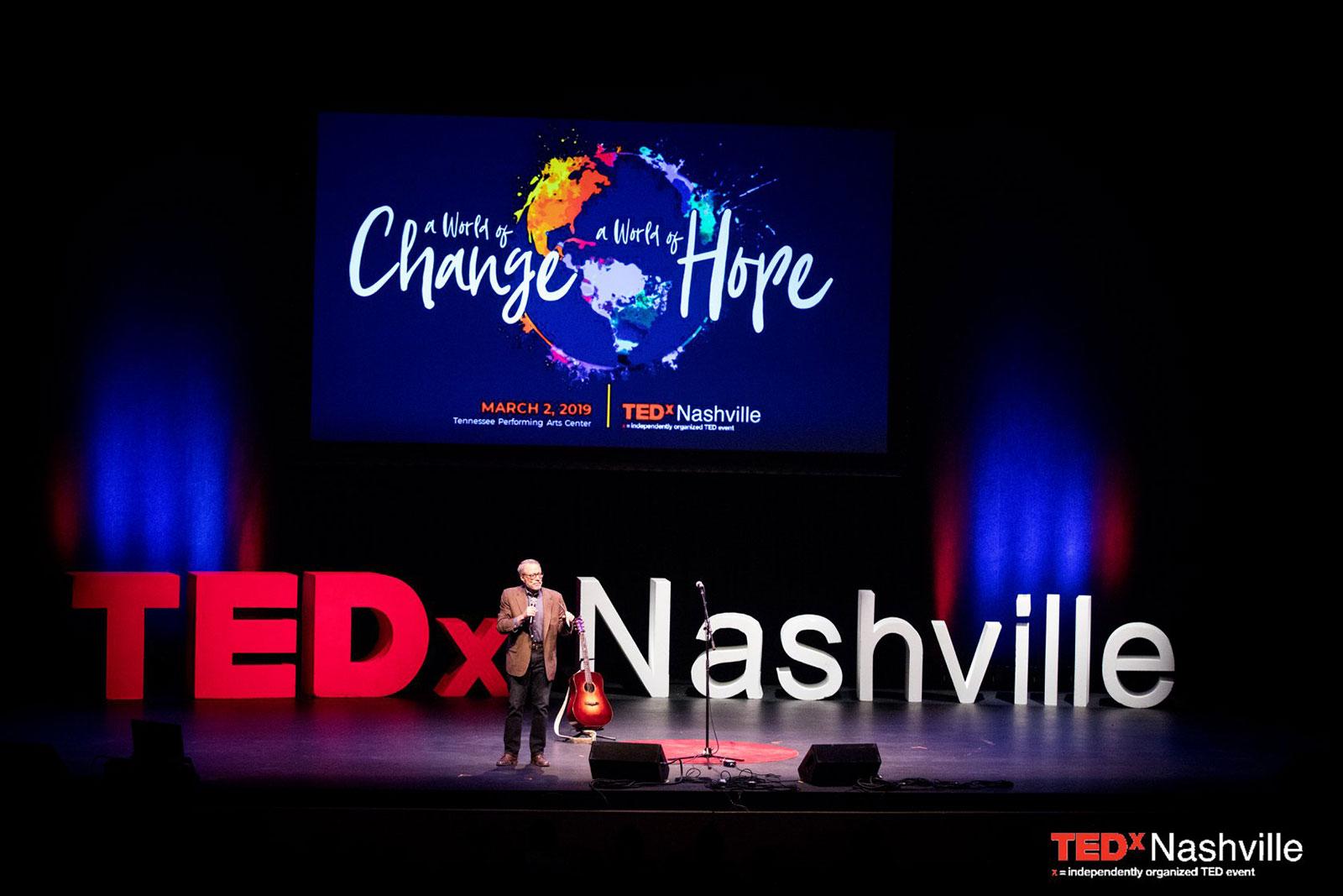 TedX Nashville 2019