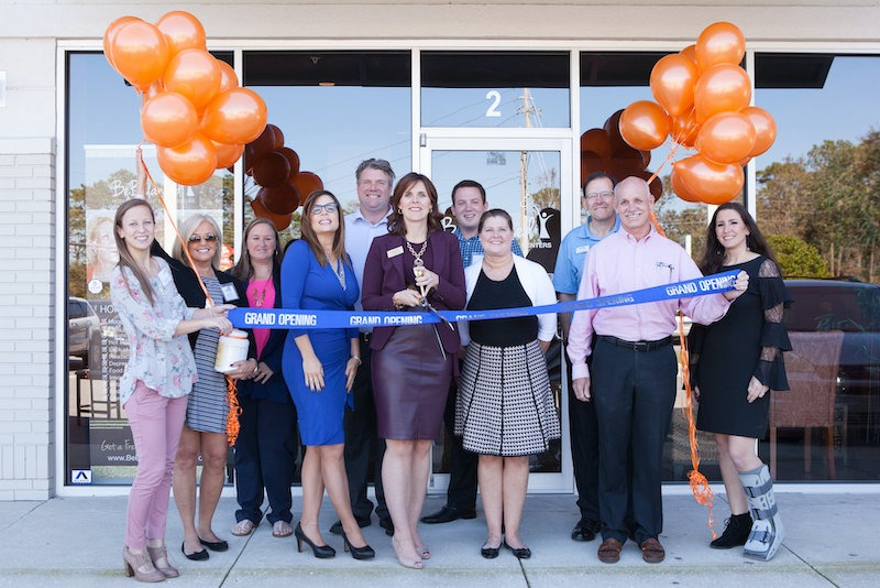 Grand Opening Ribbon Cutting for BeBalanced Hormone Weight Loss Centers