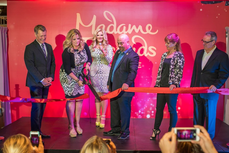 Ribbon Cutting for Madame Tussauds Nashville